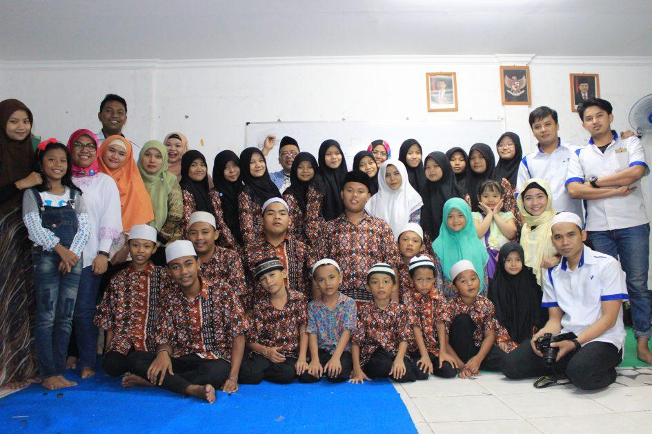 Aksi Sosial Panti Asuhan Anak AL-MuttaQin