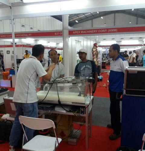 PT. Jaya Metal Teknika Open House Technology Show V – Metal Working Technology & Machine Tool Exhibition
