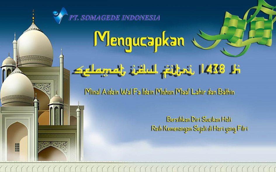 Hari Libur Nasional Idul Fitri 1 Syawal 1437 Hijriah