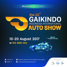 Gaikindo Indonesia International Auto Show (GIIAS) 2017