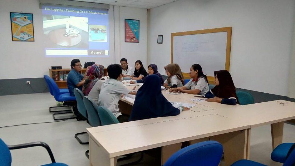 Seminar Pengenalan Permasalahan & Solusi Produk KEMET