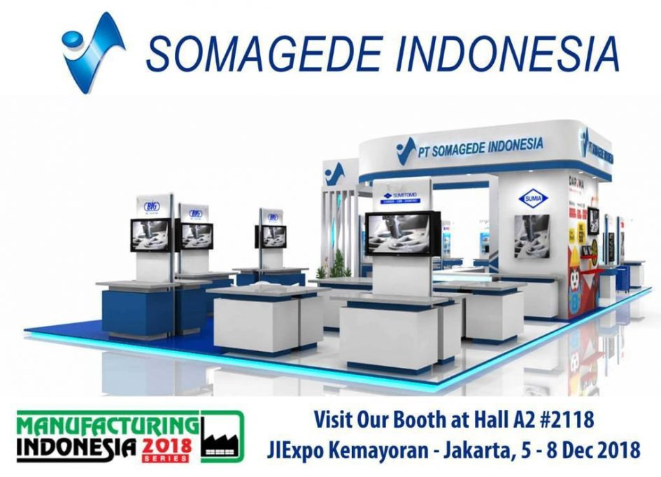Manufacturing Indonesia 2018