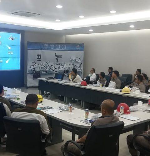 Seminar Atlas Copco di PT. Astra Daihasu Motor, Karawang Assy Plant