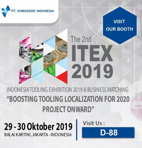 INDONESIA TOOLING EXHIBITON (ITEX 2019)