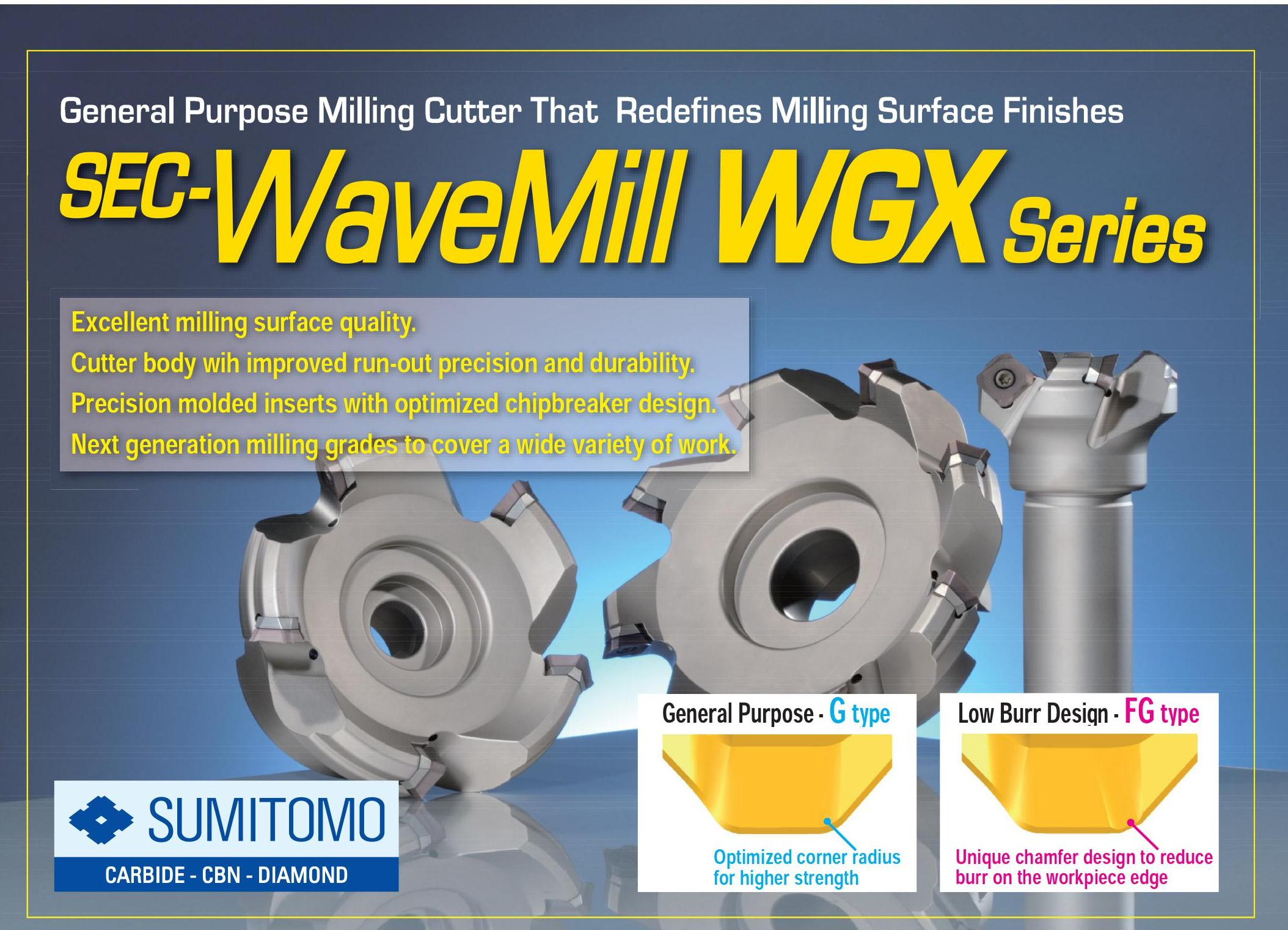 SEC-WaveMill WGX Series