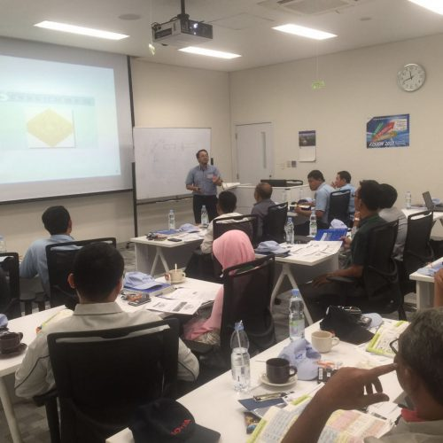 In-House Training at SEHI - Basic Course Turning