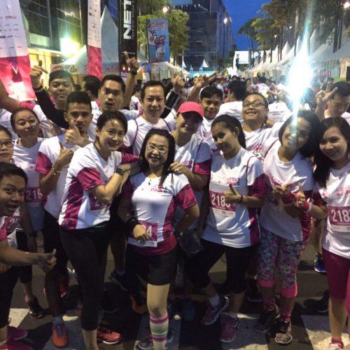 Jakarta Goes Pink 2016