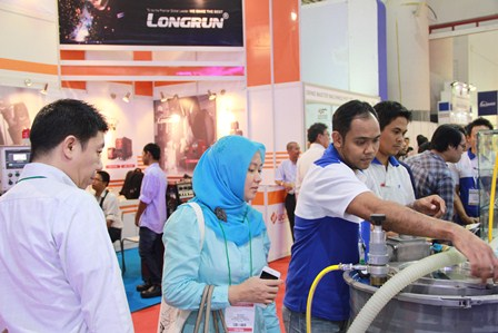 Manufacturing Expo Indonesia