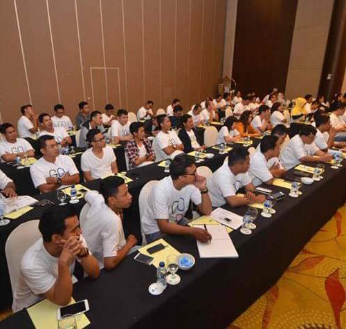 Kick Of Meeting PT.Somagede Indonesia