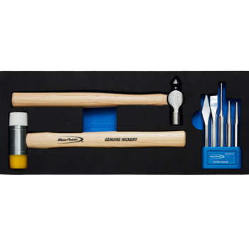 Hammers & Striking Tools Set (BPS21) Bluepoint