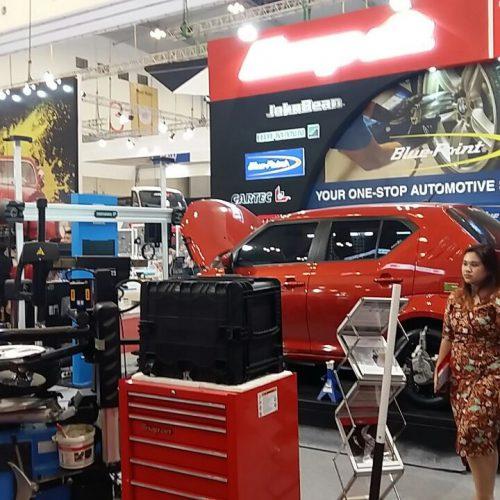 Gaikindo Indonesia International Auto Show (GIIAS) 2017