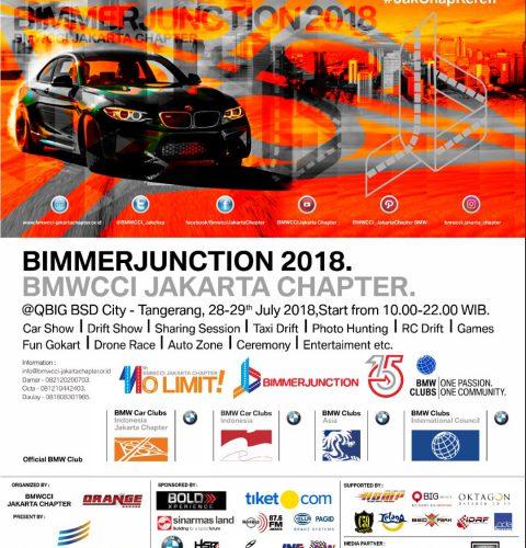 BIMMERJUNCTION 2018
