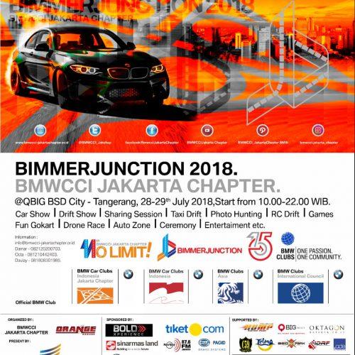 BIMMERJUNCTION 2018 Event