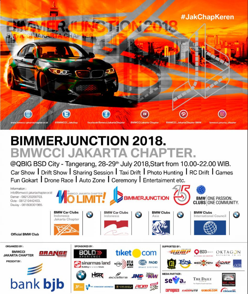 BIMMERJUNCTION 2018 Event
