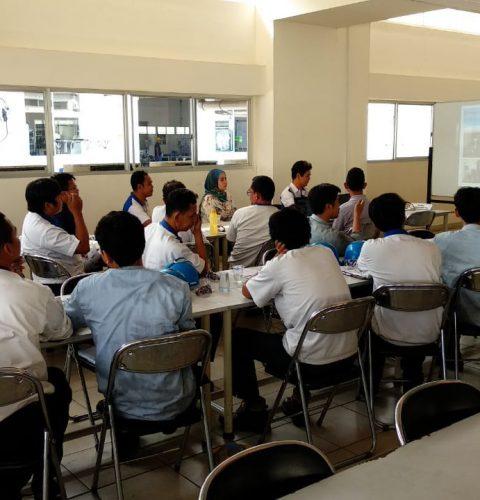 Seminar Pengenalan Permasalahan & Solusi Produk LUBE