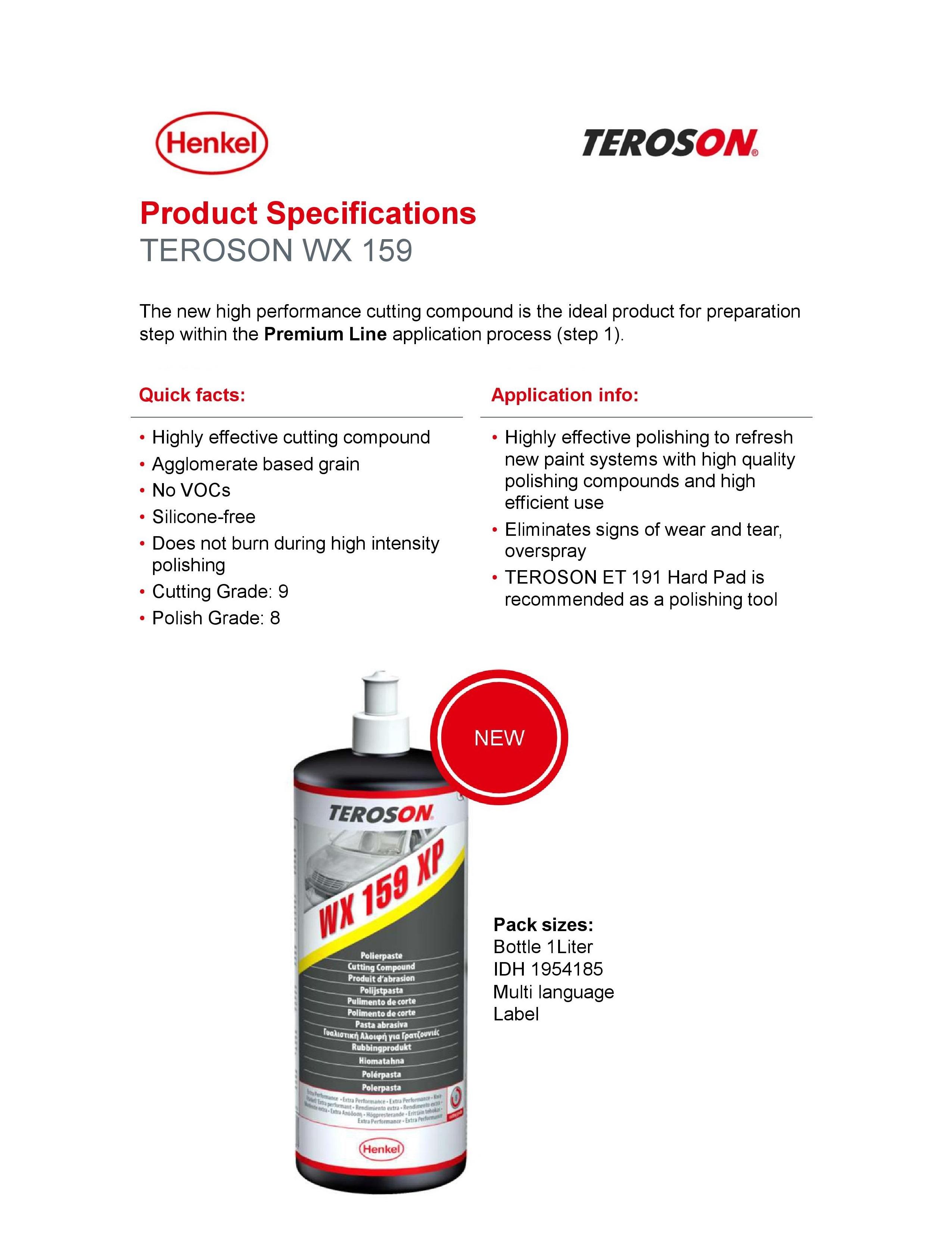 TEROSON WX 159