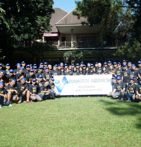 SOMAGEDE INDONESIA Kick Off Meeting 2019