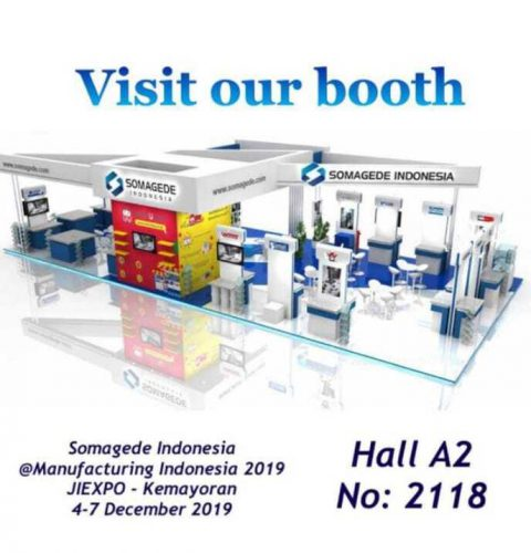 Manufacturing Indonesia Expo 2019