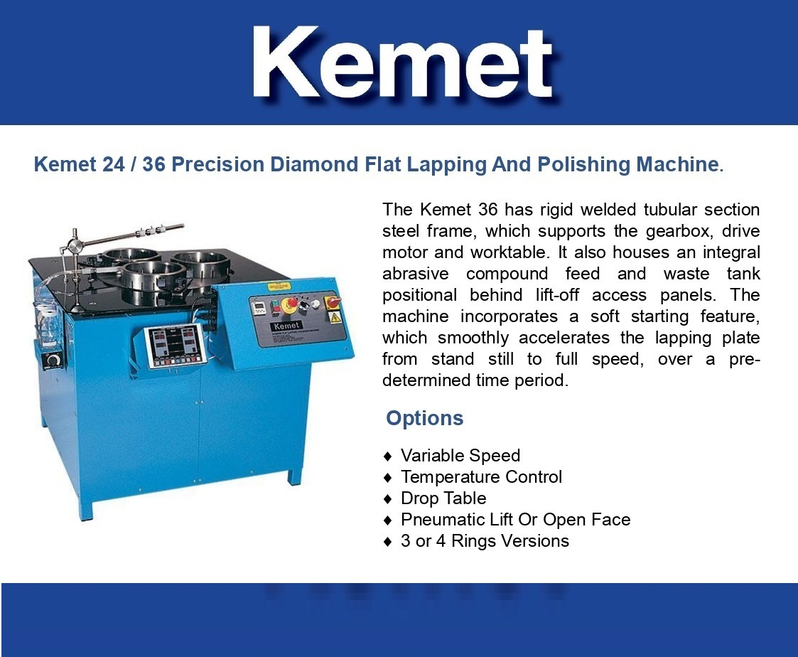 KEMET 24-36 Precision Diamond
