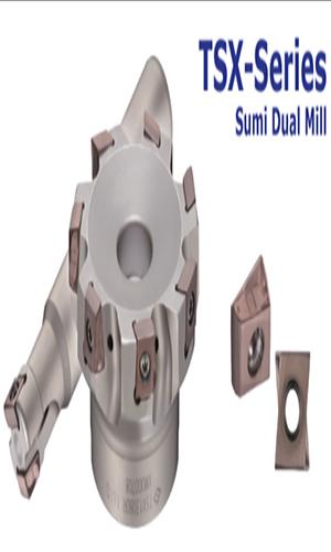 SUMITOMO - Sumi Dual Mill TSX Series